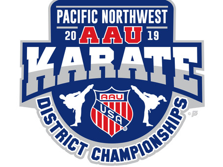 2019 Pacific Northwest AAU District Championships - March 30th