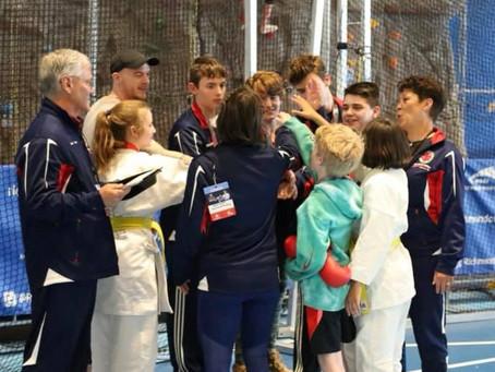 Canada Open- Congrats USA Karate Academy Team!