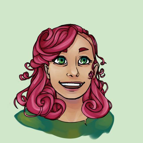Vita Smiling Icon