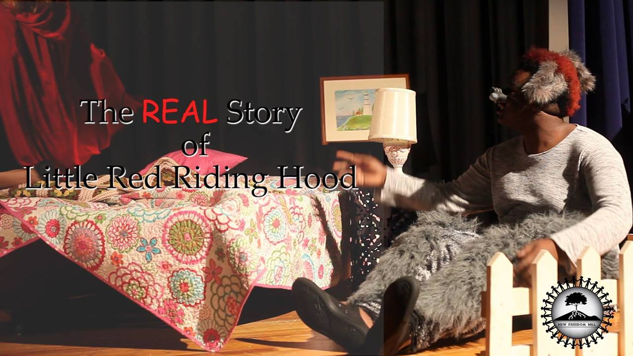 Tar River Players Presents: The REAL Story of Little Red Riding Hood