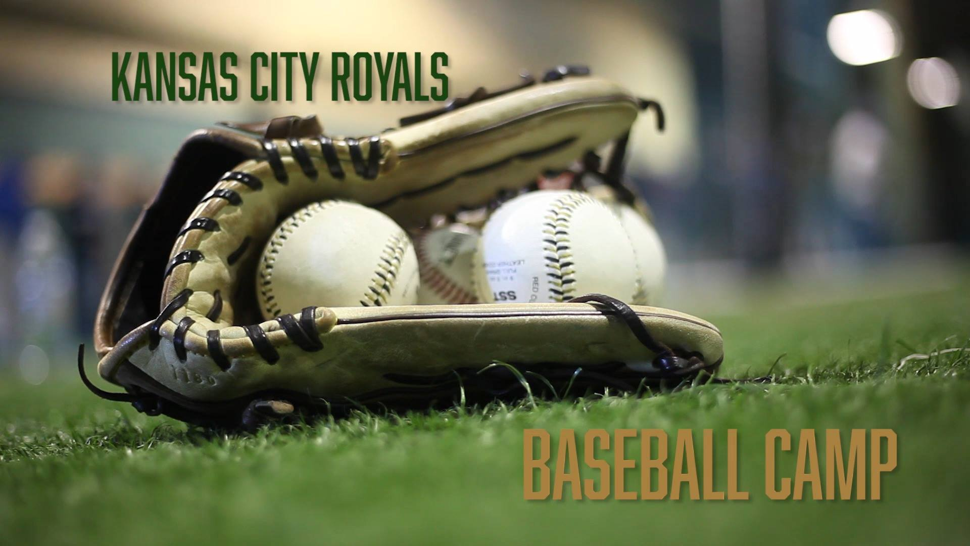 Baseball Camp Promo