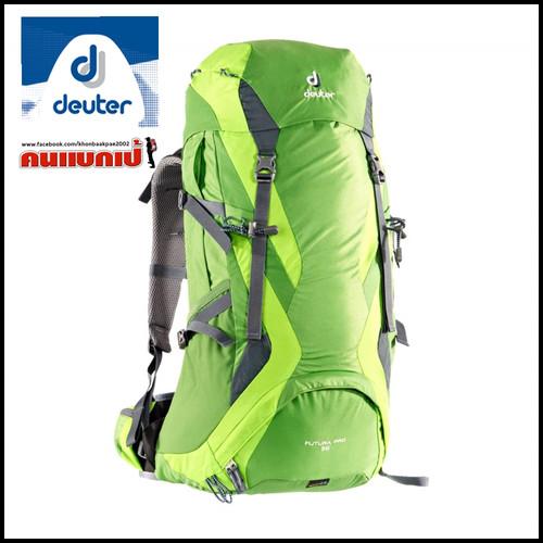 0b803fab16 Deuter Futura Pro 36 Backpack - Emerald Kiwi