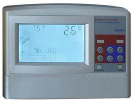 Sultherm controlador solar digital