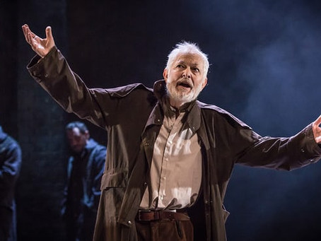 King Lear at the Grand Opera House