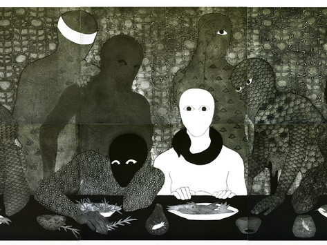 Symbols and Secrecy: The Intriguing Work of Belkis Ayón