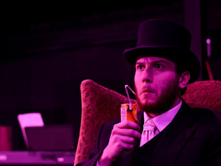 Dramasoc Presents: The Victorian in the Wall