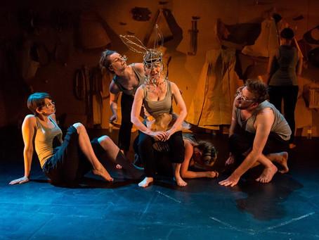 Well-Fangled Theatre's A Midsummer Night's Dream