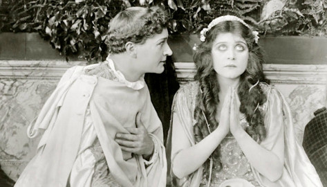 Silent Shakespeare: Filling in the blanks of the past