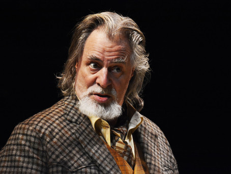 An Interview with Barrie Rutter: Taking the Merry Wives out of Windsor