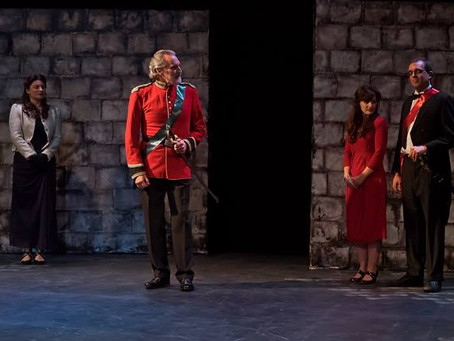York shakespeare project presents: King Lear
