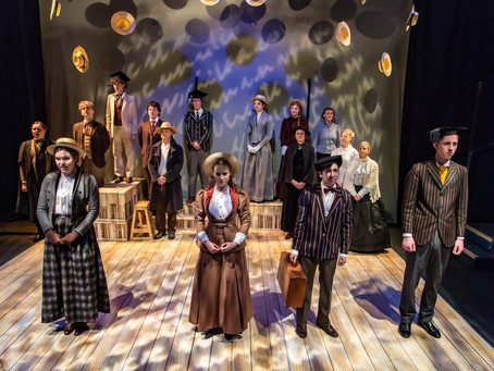 Blue Stockings at York Theatre Royal