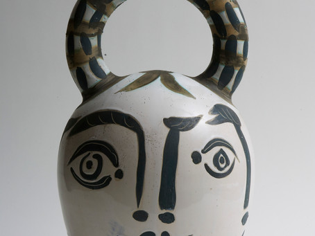 Curator Interview: Picasso's Ceramics