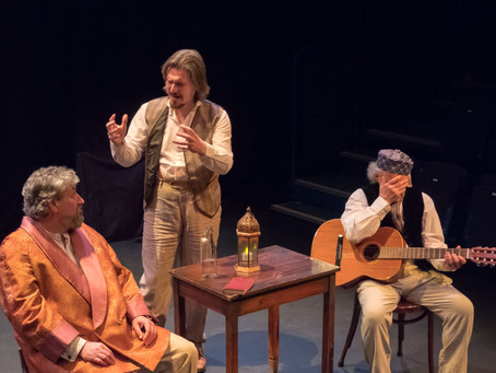 YSCP Presents: Uncle Vanya