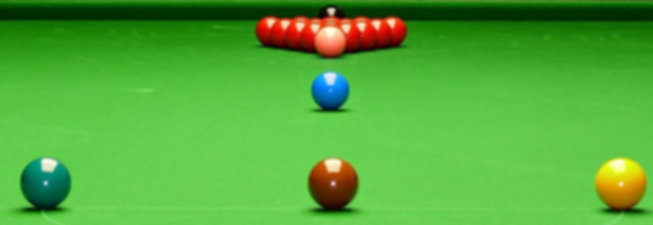 Remembering the snooker ball set up