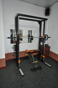 The Gym Smith Machine