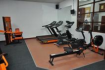 The Gym Cardio Machines
