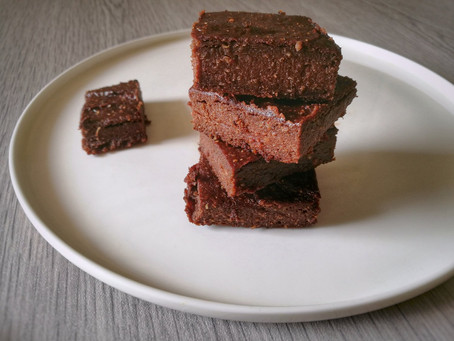 Brownie vegan à la patate douce