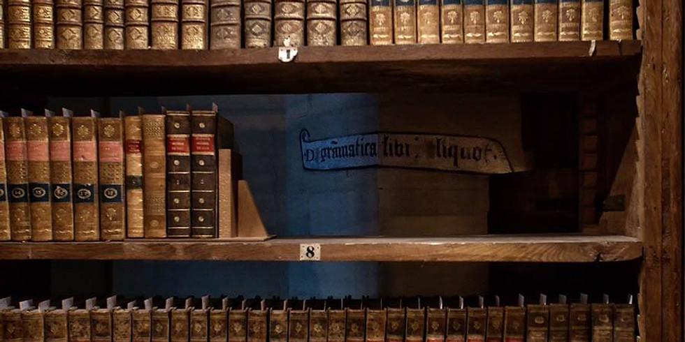 Visite de la bibliothèque du chapitre