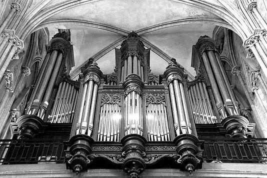 Grand orgue Cavaillé-Coll de la cathédrale de Bayeux