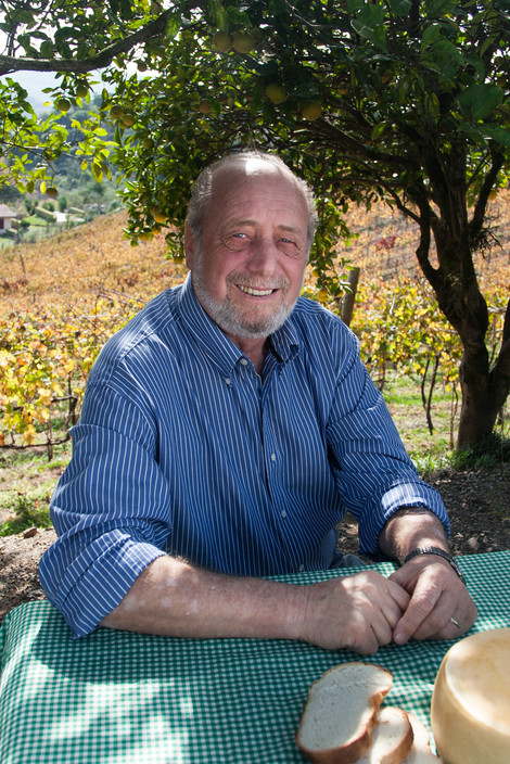 Darcy Miolo - fundador vinícola Miolo