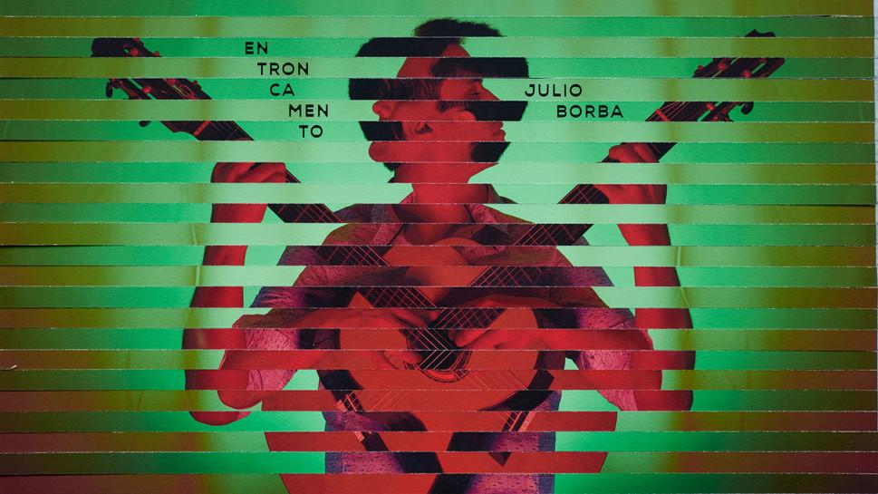 Julio Borba | Entroncamento | Record cover | Onça Discos