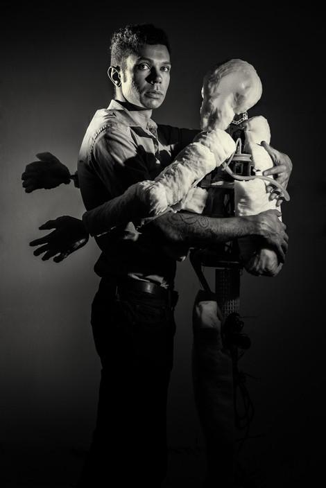Jack Holmer - artista