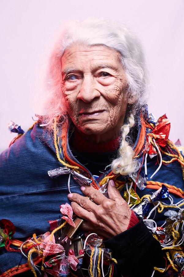 Efigênia Rolim - artista plástica