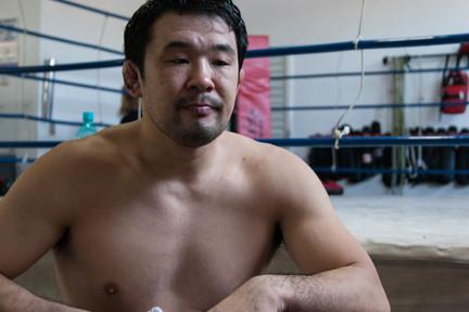 Kazushi Sakuraba - pro MMA fighter