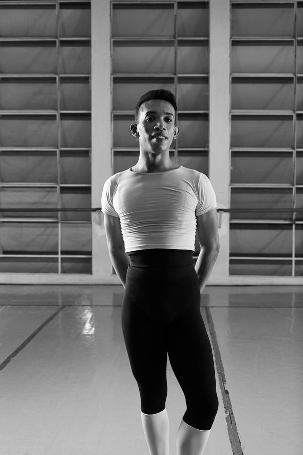 Gustavo Henrique - bailarino e coreógrafo