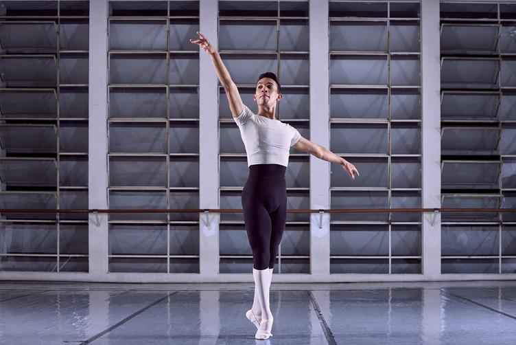 Gustavo Henrique - dancer and choreographer