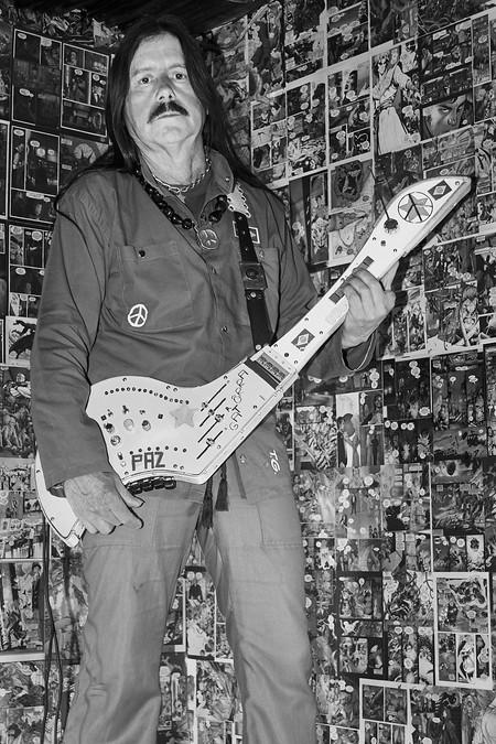 Tony da Gatorra - musician