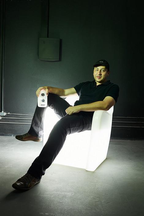 Ohmar Tacla /VR Glass - Revista PEGN