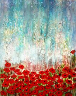 The Fragrance of Poppies - Nov 2019