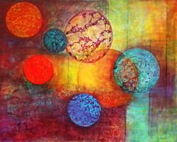 geometry of colors acrylic mm 30x24