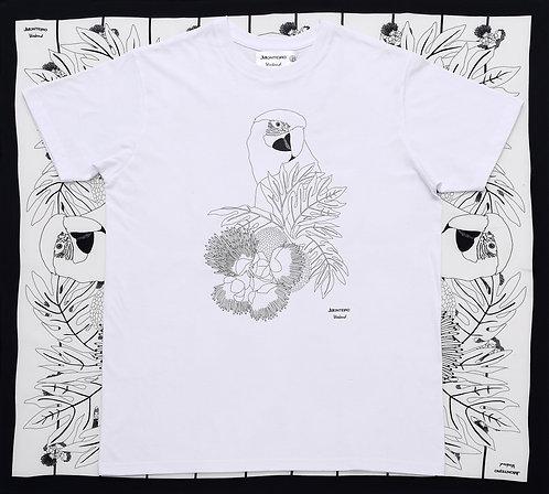 T-shirt Tropical Clean - Uomo