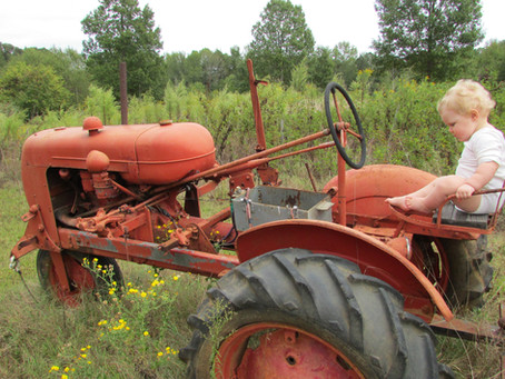 Machinery in Agriculture