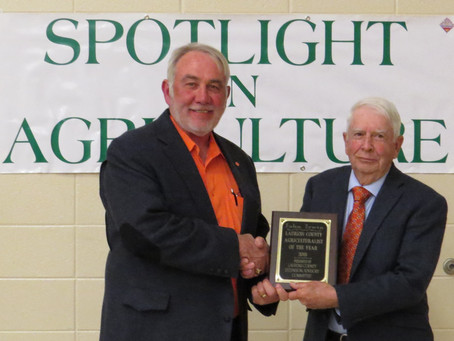 Laurens County Agriculturalist of the Year