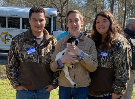 Clinton High School students have been accepted into the John De La Howe School of Agriculture