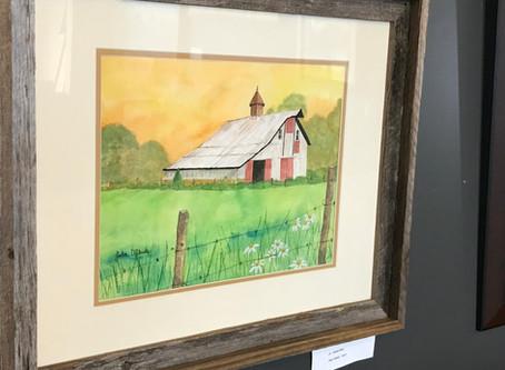 Agriculture Captured Through Art