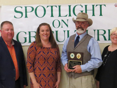 Laurens County Friend of FFA/4-H Award