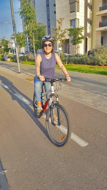 לימוד רכיבת אופניים למבוגרים