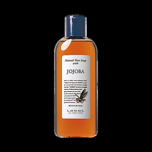 Natural Hair Soap with JOJOBA
