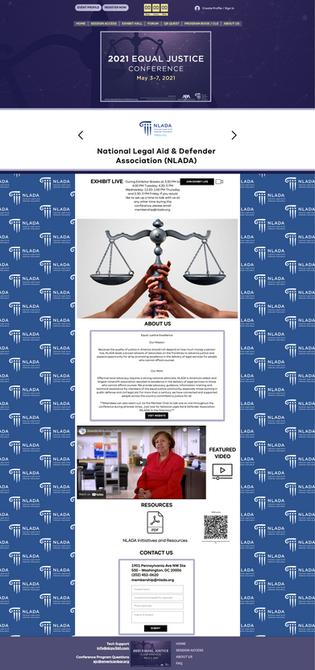screencapture-2021ejc-exhibits-National-Legal-Aid-Defender-Association-NLADA-2021-05-21-14