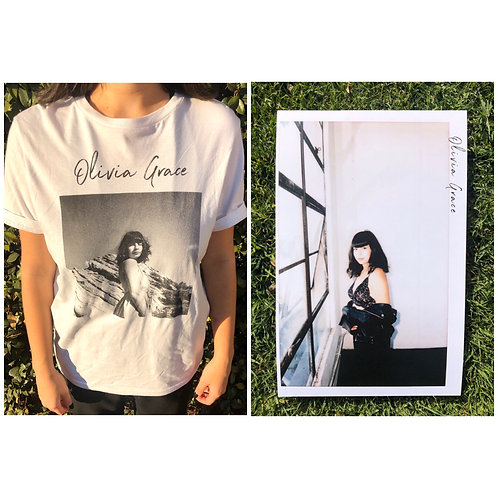 T Shirt + Print Bundle