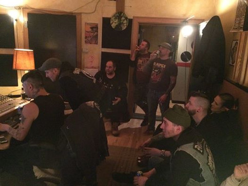 Studio News - The songs are recorded!