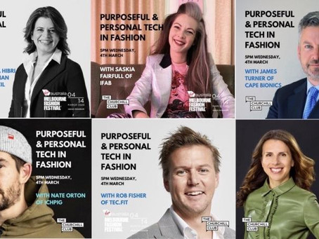 Purposeful and Personal Tech in Fashion