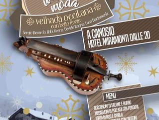 Velhada Occitana! 23 Dicembre!!