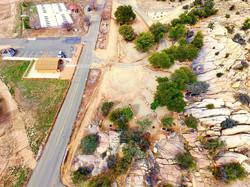 Big Stinger Campground Aerial