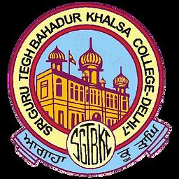 SGTB Khalsa College Logo