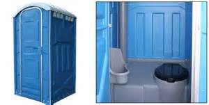 Standard Porta-Potty Unit